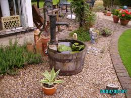 tub water feature grows on you
