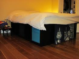Best 25 Tall Bed Frame Ideas On Pinterest Pallet Platform Bed by Best 25 Tall Bed Frame Ideas On Pinterest Pallet Platform For High