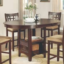 coaster company jaden counter height dining table walmart counter
