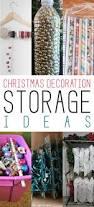 best 25 christmas decor storage ideas on pinterest christmas