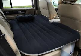 car back seat travel inflatable bed air bed outdoor mattress
