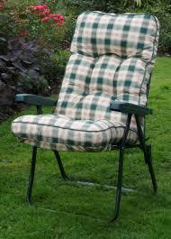 milan highback reclining garden chair 59 99