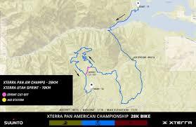 Coverage Map Sprint Xterra Pan Am Usa Championship Xterra