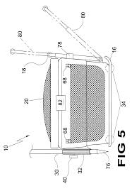 Blank Texas Map by Patent Us6474097 Compartmented Mobile Cooler Google Patents