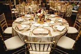 rental companies for tables and chairs 7 rental companies who will transform your wedding minnesota bride