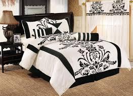 bedding set black and white damask bedding advantages bed sheets