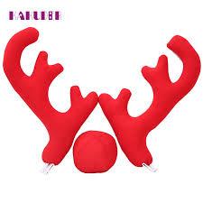 Christmas Reindeer Car Decorations by Online Get Cheap Nose Reindeer Car Aliexpress Com Alibaba Group