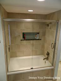bathroom wonderful tile shower ideas for small bathrooms images