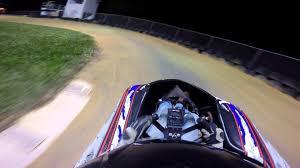 go kart dirt track racing new smyrna beach speedway nsb kart