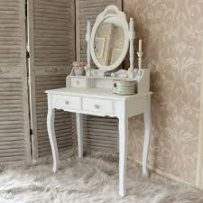 dressing tables french style mirrored white u0026 cream dressing tables