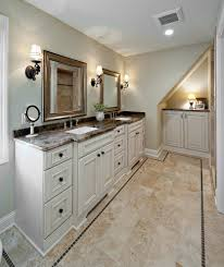 White Bathroom Tile by Bathroom 5 Ways To Make Bathroom Tile Combinations Bathroom