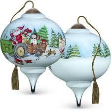 ne u0027qwa art santa ornaments