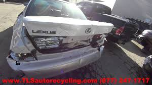 parting out 2001 lexus es 300 stock 5234gy tls auto recycling