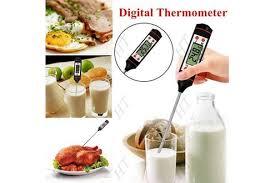 sonde de temperature cuisine ht sonde thermometre numerique cuisine temperature cuisson viande