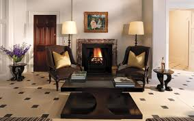 Interior Decoration Of Home David Collins Lime Wood Hotel New Forest Lyndhurst Hampshire Uk