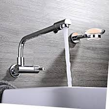 kitchen faucet one mounted chrome finish single handle one kitchen faucet