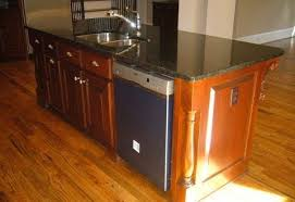 pictures of kitchen islands with sinks exquisite kitchen island with dishwasher sinks small salevbags