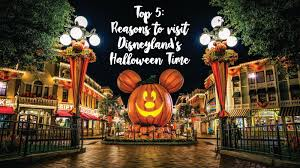 top 5 reasons to visit disneyland u0027s halloween time peppermintheart