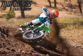 first motocross race motocross action magazine mxa race test 2017 kawasaki kx250f