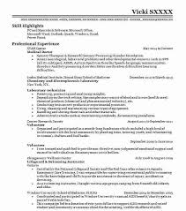 Resume Skill Section Sample Of Qualifications In Resume Medical Doctor Resume Sample