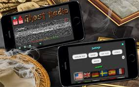 paranormal ghost evp emf radio android apps on google play