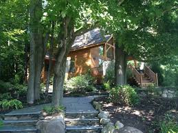 chalet on 250 acres private 1 mi from chautauqua institution