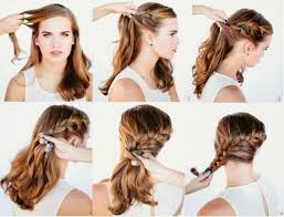 hairstyles jora tutorial 15 easy side hairstyles you can try to do