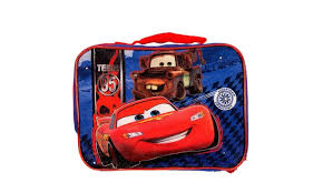 Lightning Mcqueen Rug Cars Lightning Mcqueen And Tow Mater Lunch Box With Led Flashing