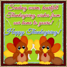thanksgiving turkey wishes free happy thanksgiving ecards