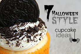 halloween easy halloween cupcake decorating ideas pinterest for