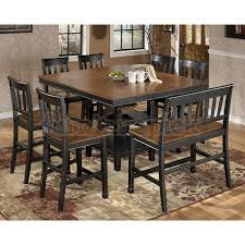 counter height dining room sets bar height table and chairs image collections table