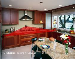 Kitchen Design Triangle by Kitchen Elegant And Peaceful Kitchen Triangle Design Transitional