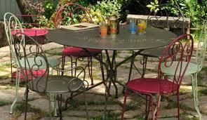 table de jardin fermob soldes mobilier de jardin fermob promotion meuble impressionnant