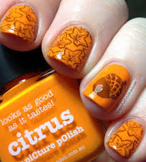 12 diy nail ideas for thanksgiving and fall brit co