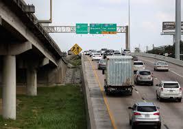 lexus katy freeway weather delays downtown houston freeway closing houston chronicle