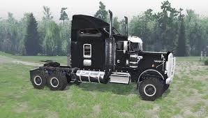 kenworth t900 w900 v3 0 for spin tires