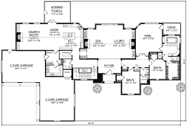 luxury ranch floor plans european style ranch home plan 89193ah architectural designs