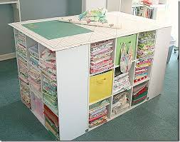 Diy Craft Desk With Storage Craft Room Ideas Homemaker Chic