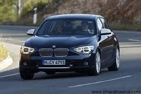 bmw 1 series price in india 2012 bmw 1 series hatch 001 bharathautos automobile updates