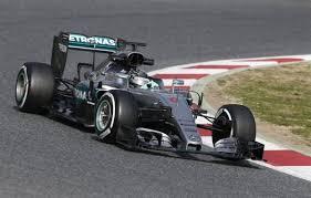 mercedes barcelona mercedes amg petronas f1 barcelona test day 2 automobilsport com