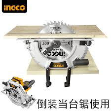 convert portable circular saw to table saw ingco electric circular saw 7 inch 9 inch 14 inch woodworking saws