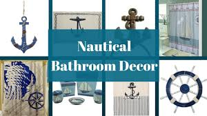 nautical bathroom decor ideas bathroom decor