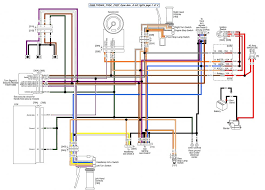 wiring diagram for harley davidson softail wiring diagram and