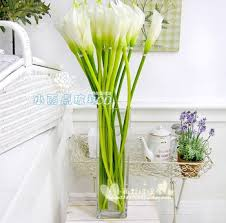 Clear Glass Square Vase Cheap Large Glass Floor Vase Find Large Glass Floor Vase Deals On