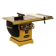 powermatic table saw model 63 pm2000b 10 tablesaw with accu fence system 3hp or 5hp
