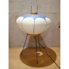 Table Lamp Shades by Noguchi Model Akari 9ad Table Lamp With Paper Lantern Lamp Shade