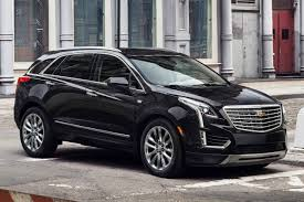 cadillac small suv 2017 cadillac xt5 suv pricing for sale edmunds
