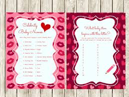 unique baby shower games magical printable