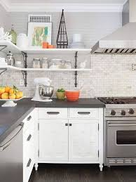 kitchen backsplash white cabinets gray countertop 153 best kitchen