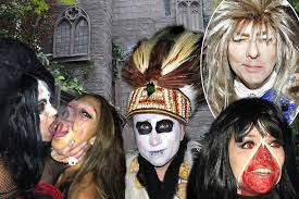 halloween party online jonathan ross annual halloween party mirror online
